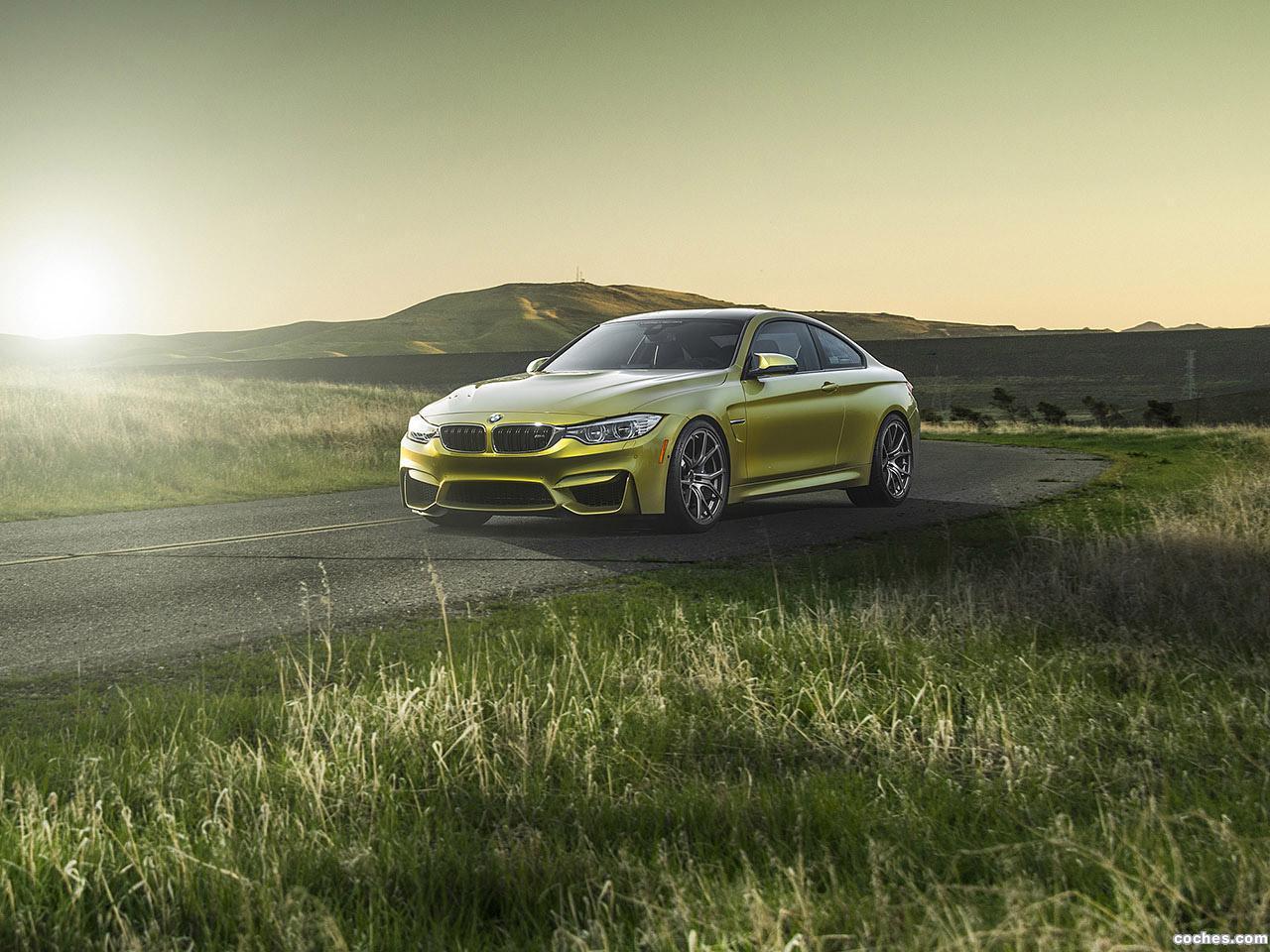 Foto 3 de BMW Vorsteiner M4 2014
