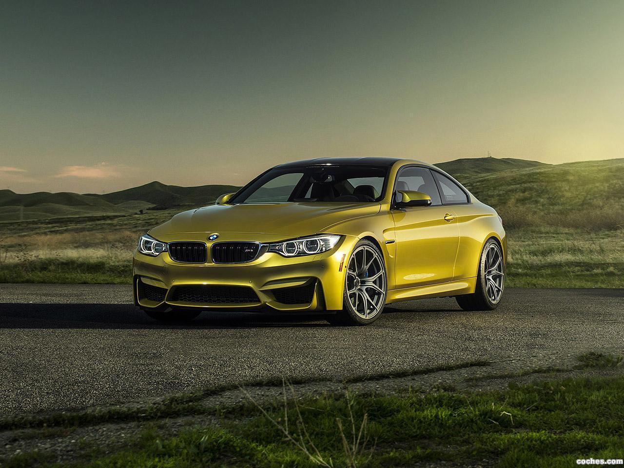 Foto 0 de BMW Vorsteiner M4 2014