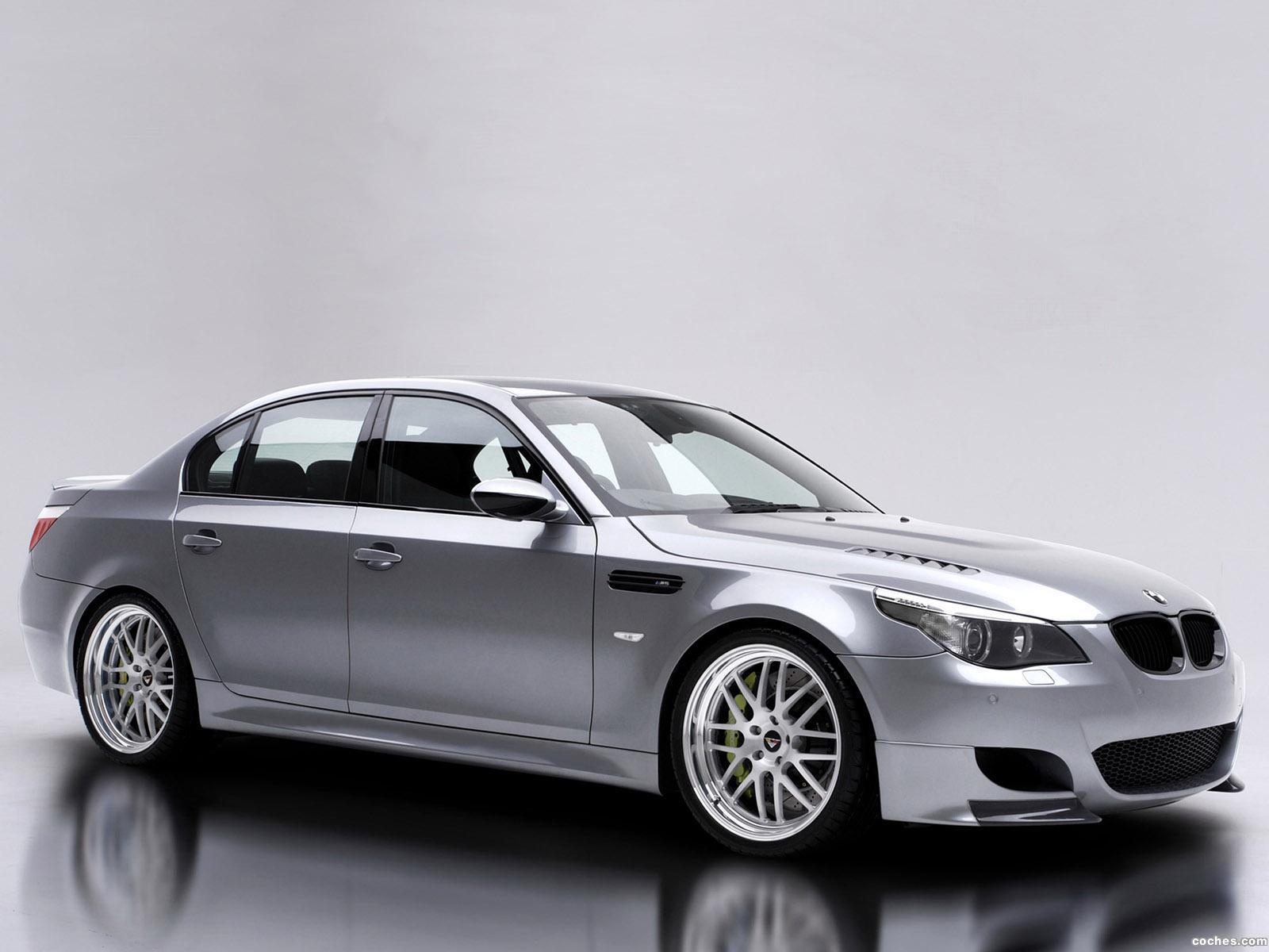 Foto 3 de BMW M5 E60 2006