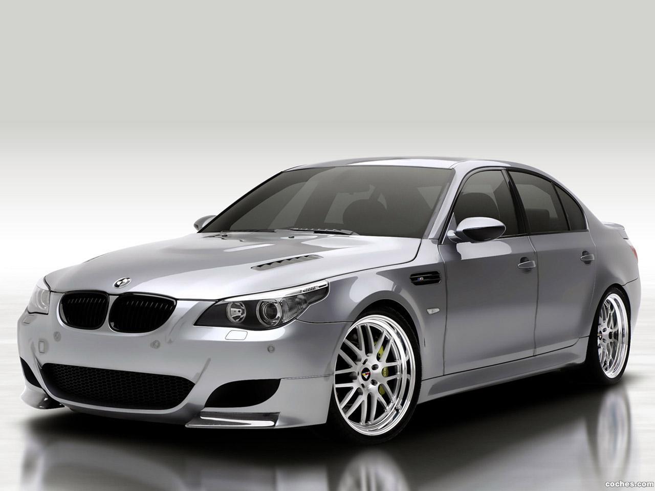 Foto 0 de BMW M5 E60 2006
