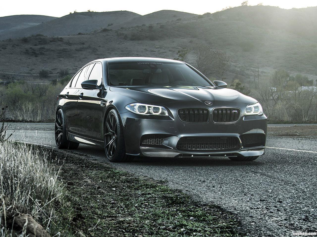 Foto 0 de Vorsteiner BMW M5 VSE 003 2014