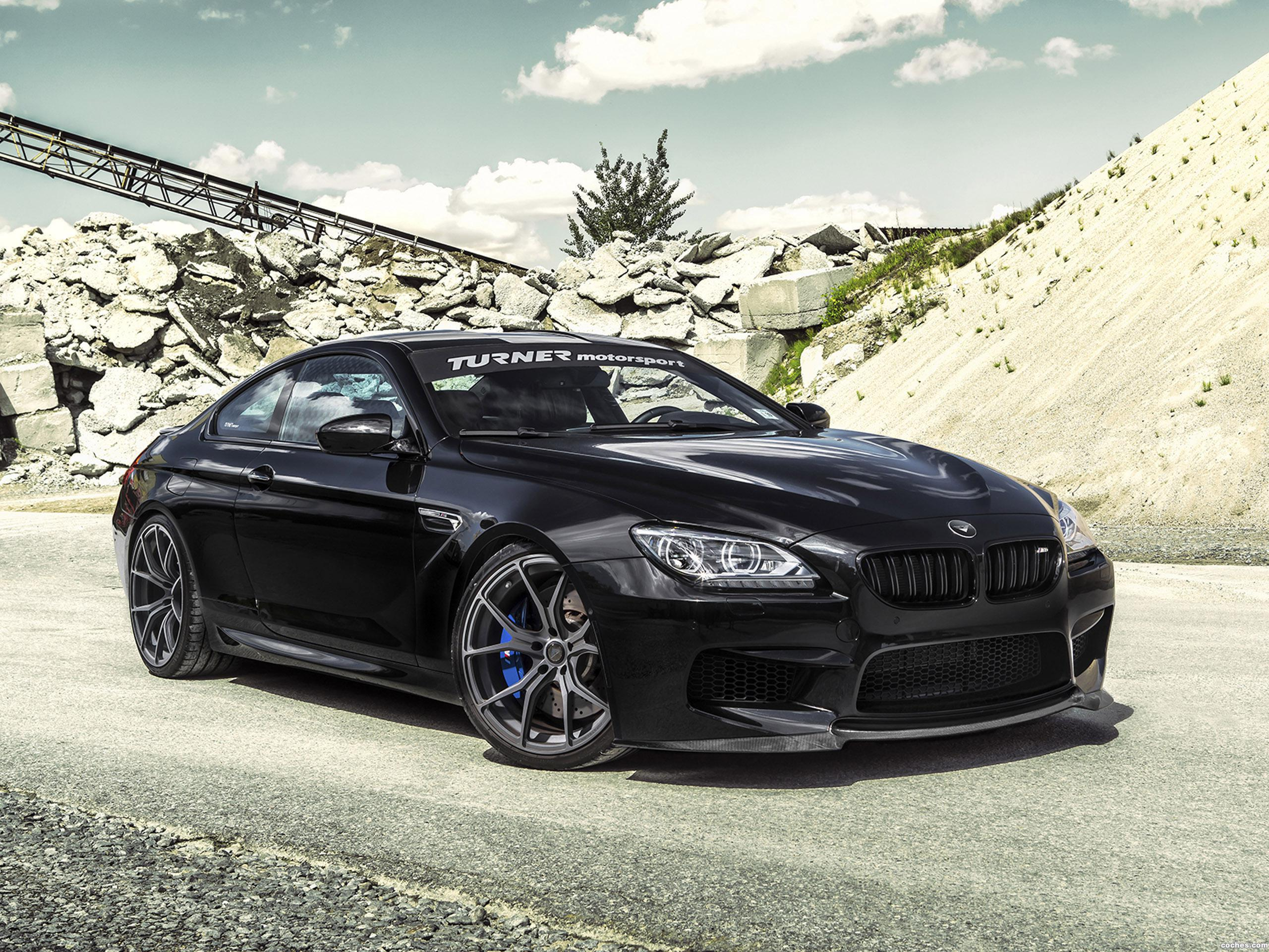 Foto 0 de Vorsteiner BMW M6 Coupe Aero Package F13 2014