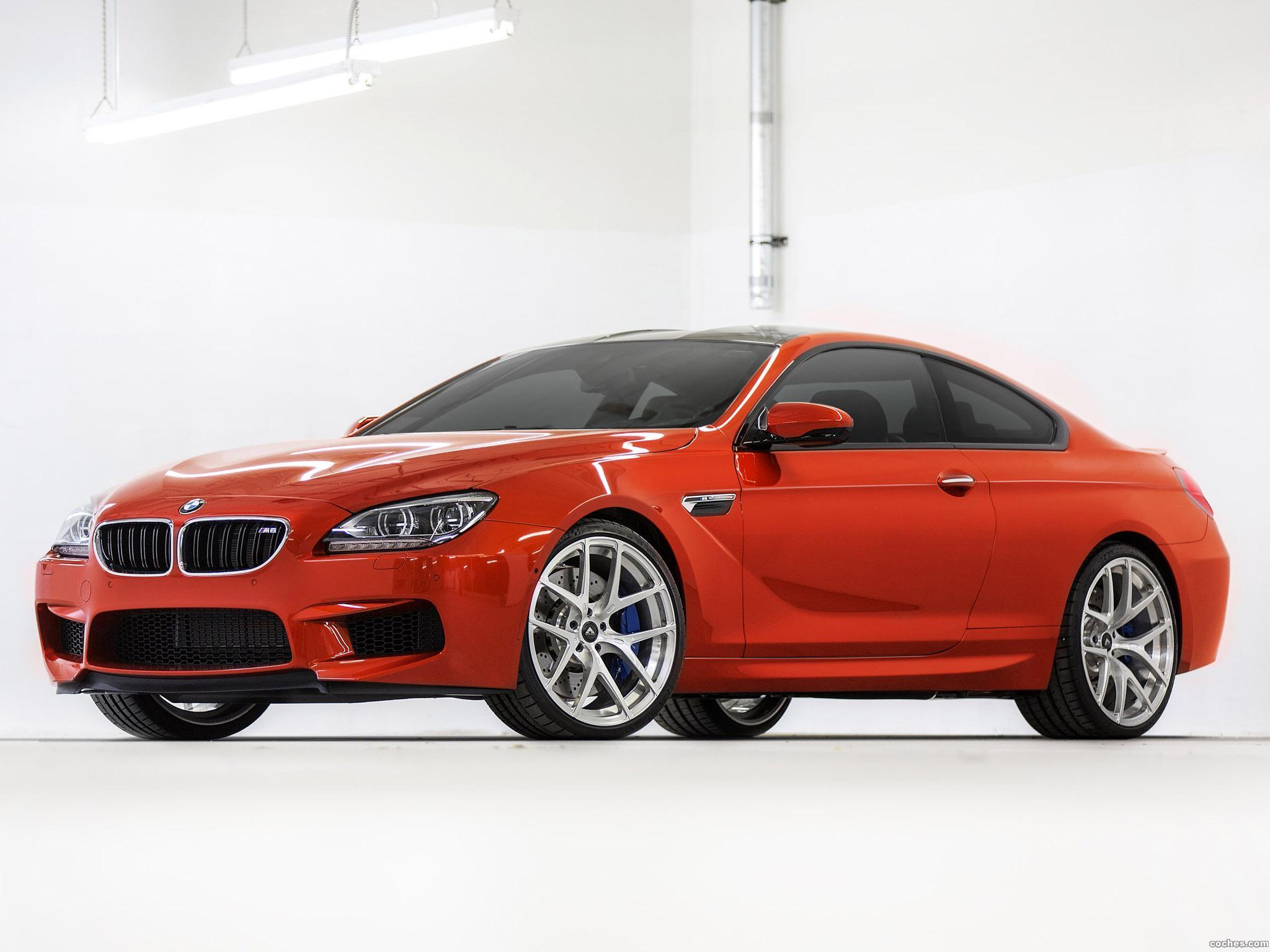 Foto 0 de Vorsteiner BMW Serie 6 M6 Coupe VS-110 2013