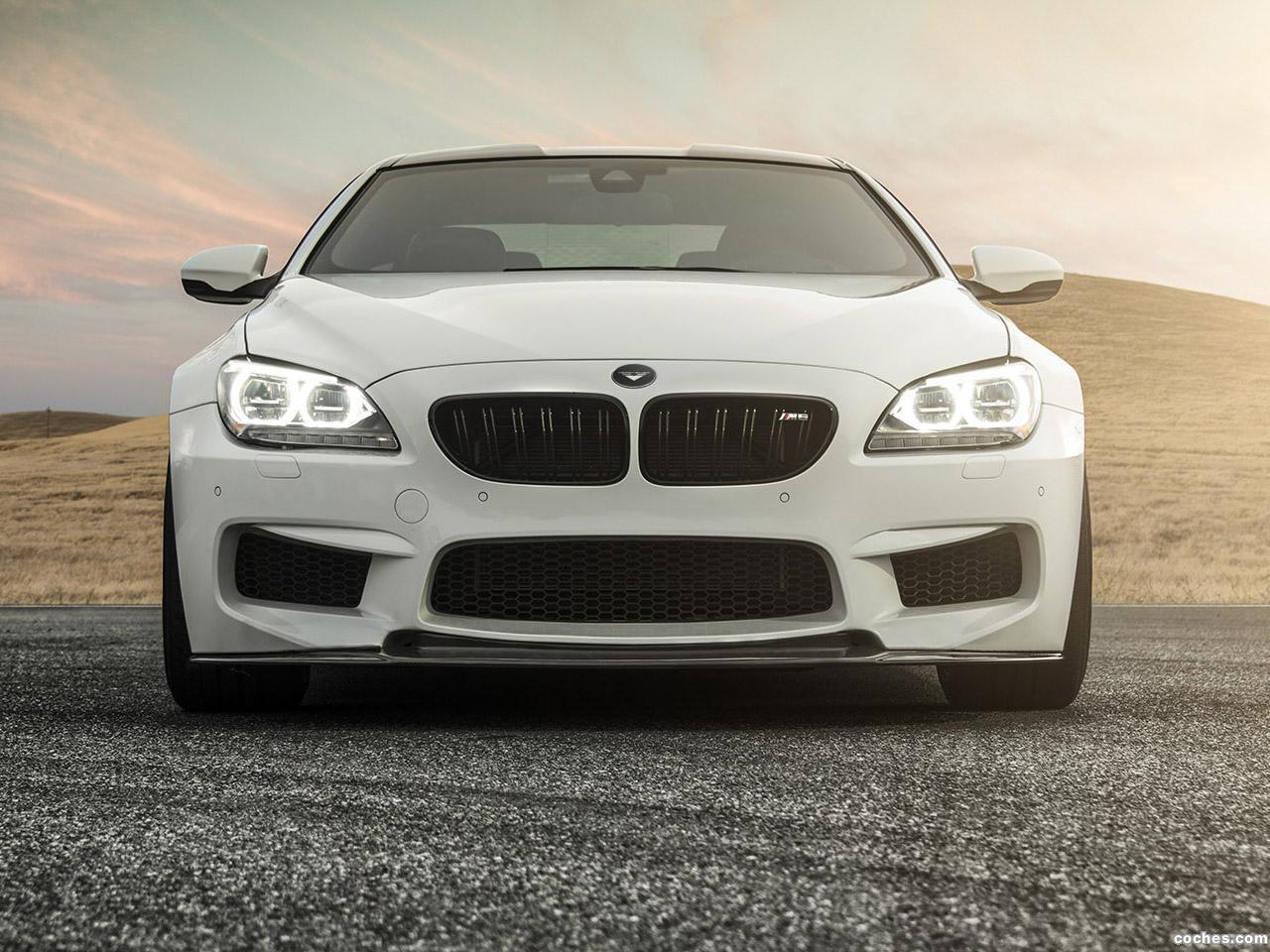 Foto 0 de Vorsteiner BMW M6 GTS-V 2015