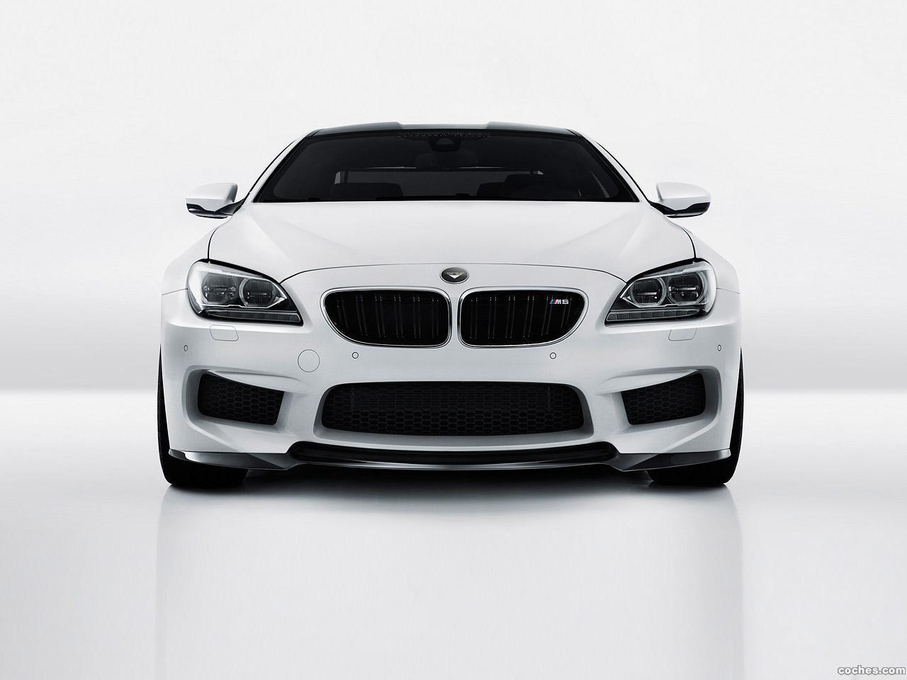 Foto 0 de BMW Vorsteiner Serie 6 M6 Gran Coupe F13 2013