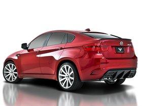 Ver foto 2 de BMW Vorsteiner X6 M 2010