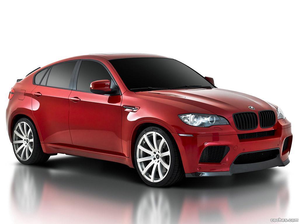 Foto 2 de Vorsteiner BMW X6 M 2010