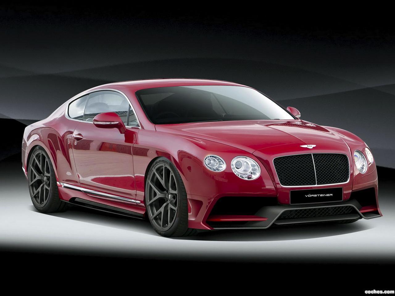 Foto 0 de Vorsteiner Bentley Continental GT 2013