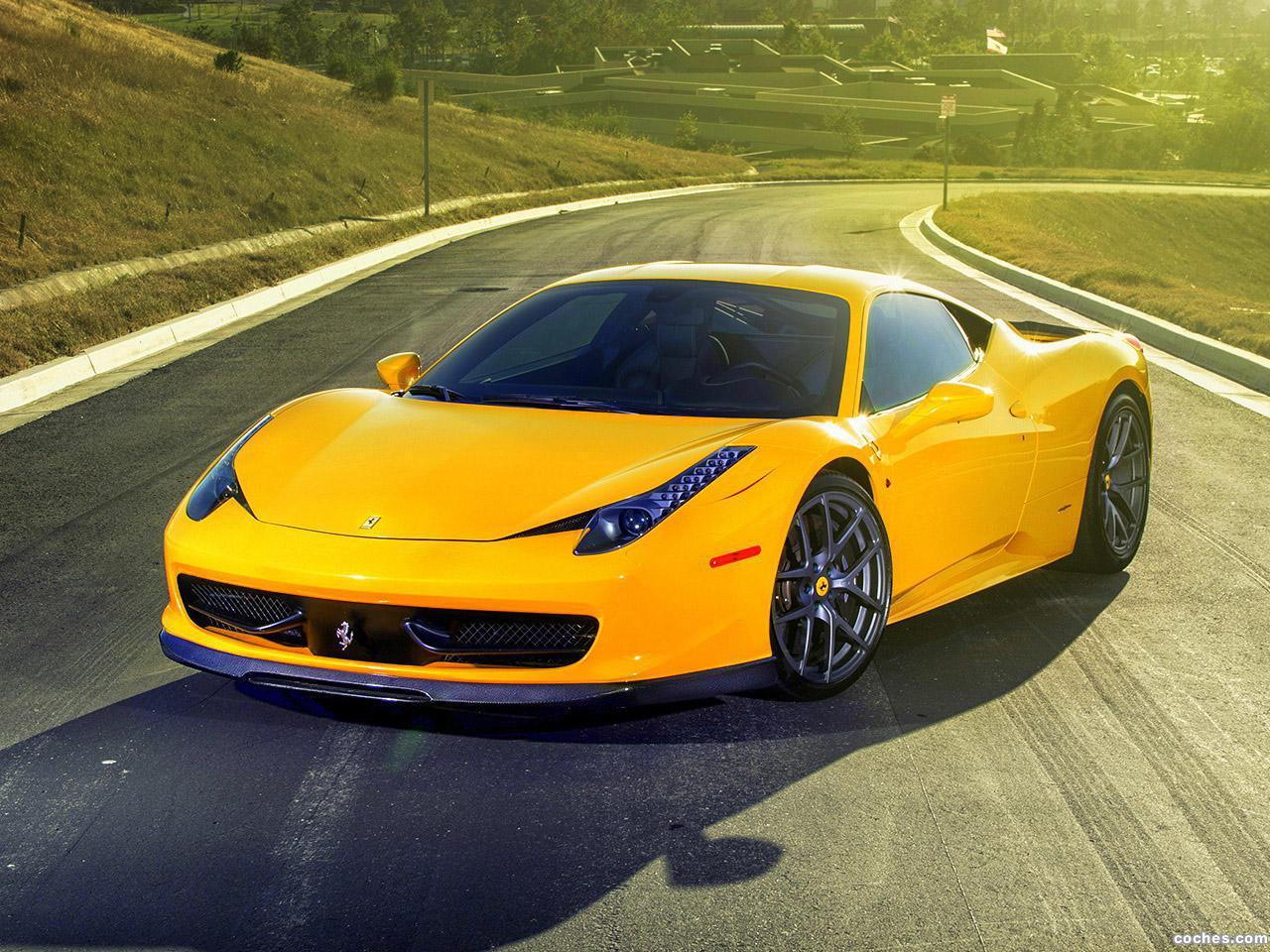 Foto 0 de Vorsteiner Ferrari 458 Italia 2013