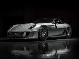 Ver foto 7 de Vorsteiner Ferrari 599 VX 2013