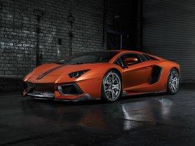 Ver foto 4 de Vorsteiner Lamborghini Aventador V LP-740 2013