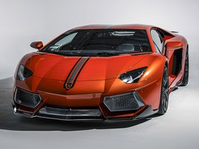 Ver foto 10 de Vorsteiner Lamborghini Aventador V LP-740 2013