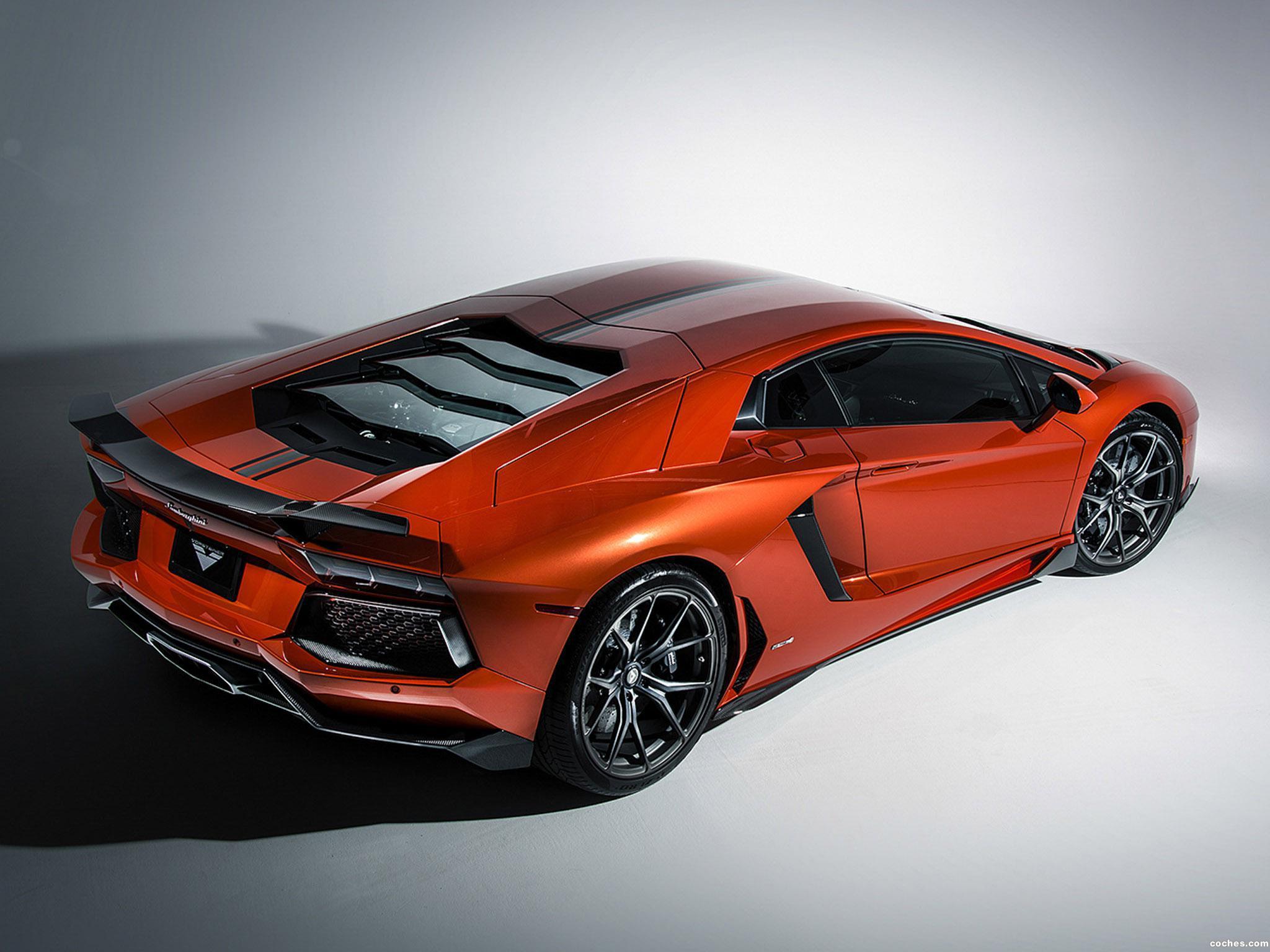 Foto 15 de Vorsteiner Lamborghini Aventador V LP-740 2013