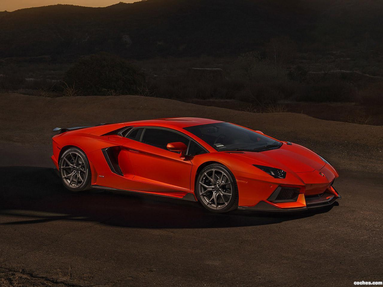 Foto 6 de Vorsteiner Lamborghini Aventador V LP-740 2013