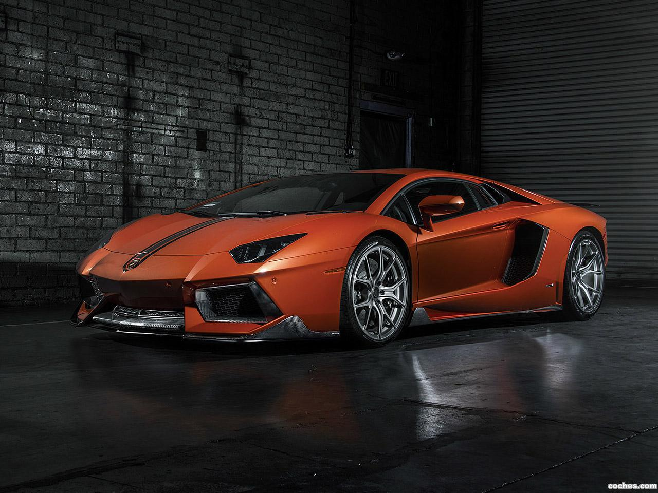 Foto 3 de Vorsteiner Lamborghini Aventador V LP-740 2013
