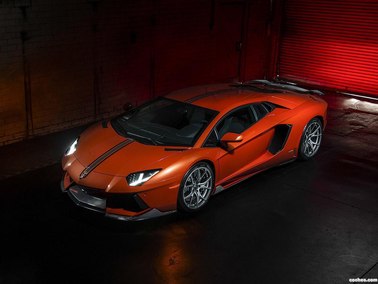 Foto 2 de Vorsteiner Lamborghini Aventador V LP-740 2013