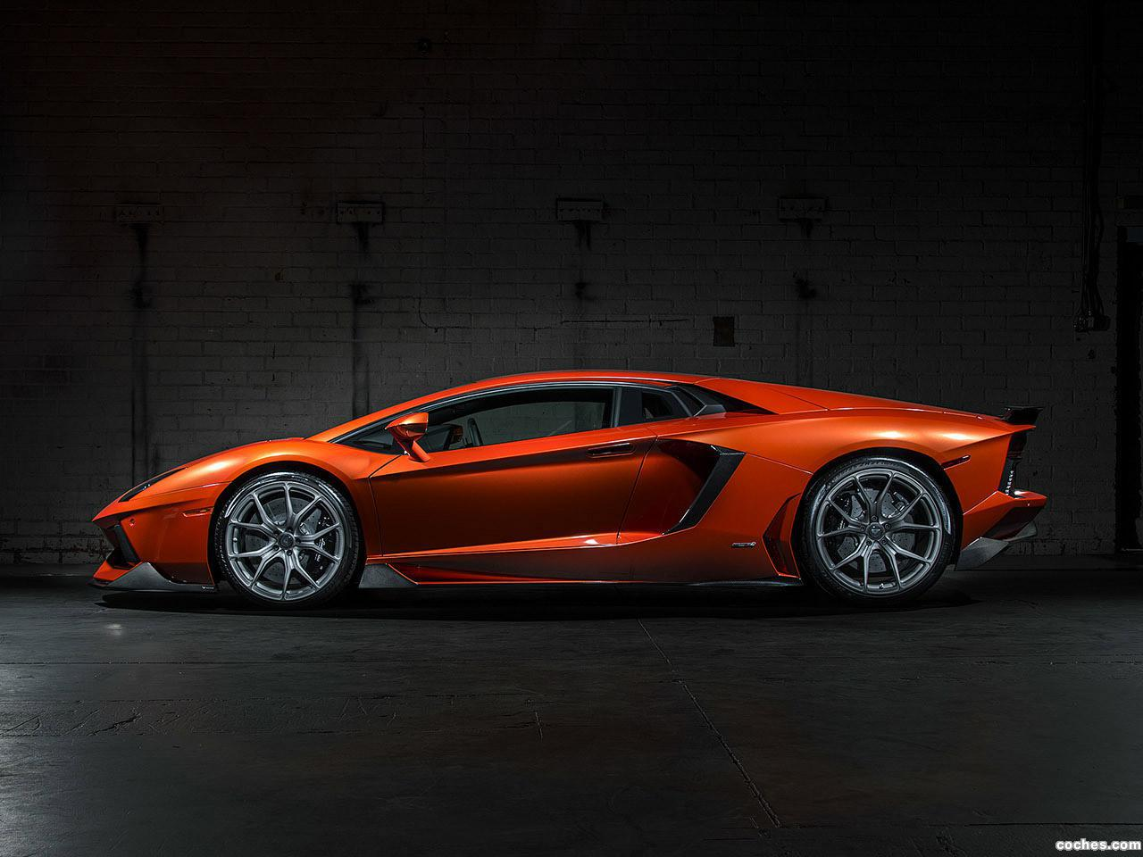 Foto 1 de Vorsteiner Lamborghini Aventador V LP-740 2013