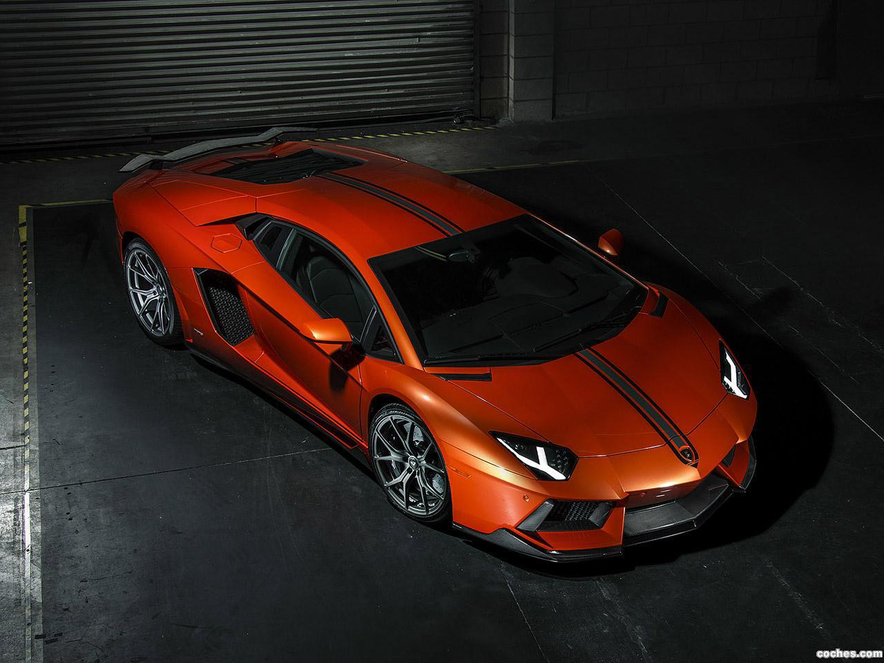 Foto 0 de Vorsteiner Lamborghini Aventador V LP-740 2013