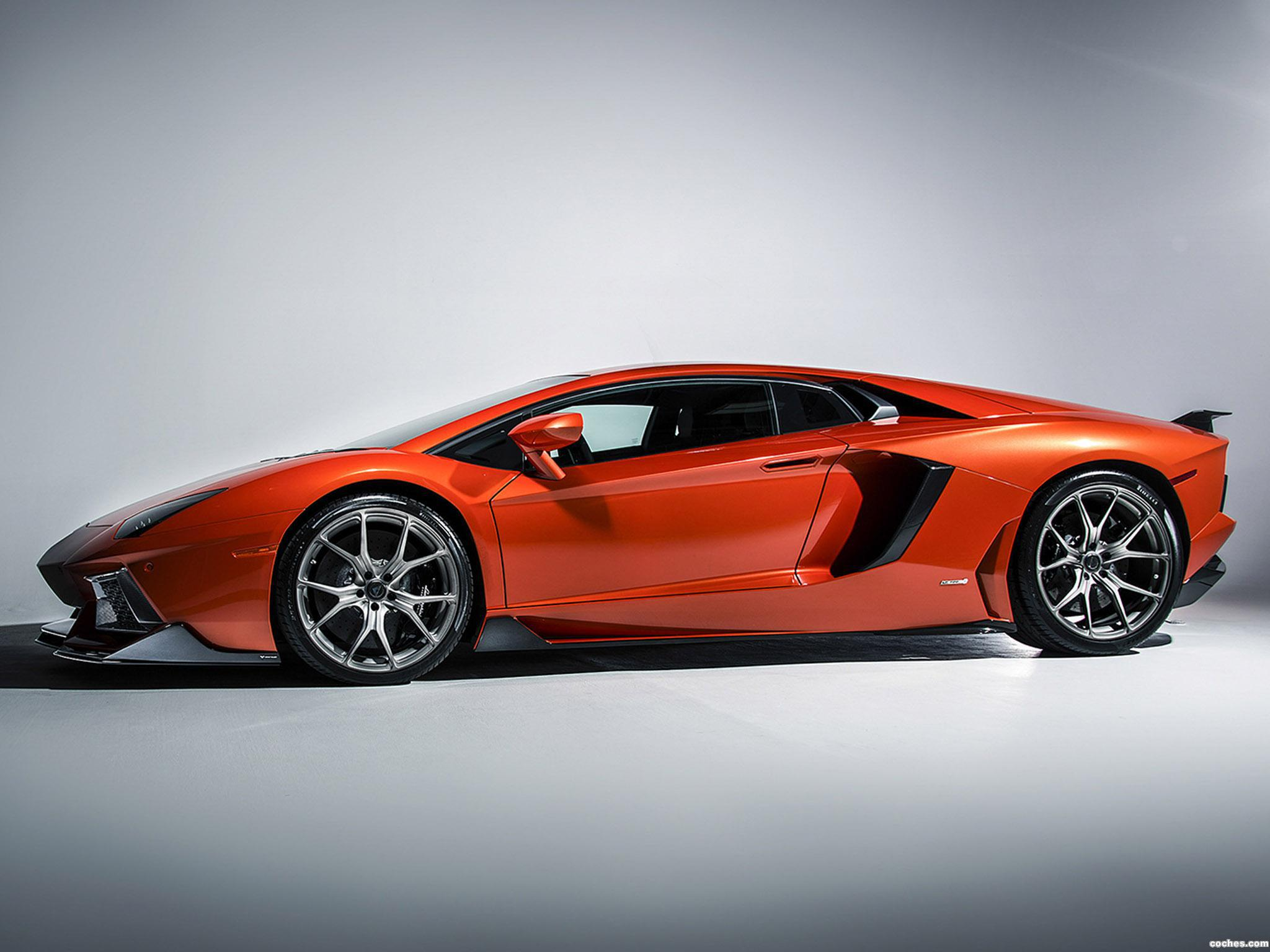 Foto 13 de Vorsteiner Lamborghini Aventador V LP-740 2013