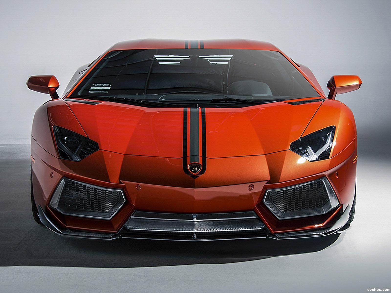 Foto 11 de Vorsteiner Lamborghini Aventador V LP-740 2013
