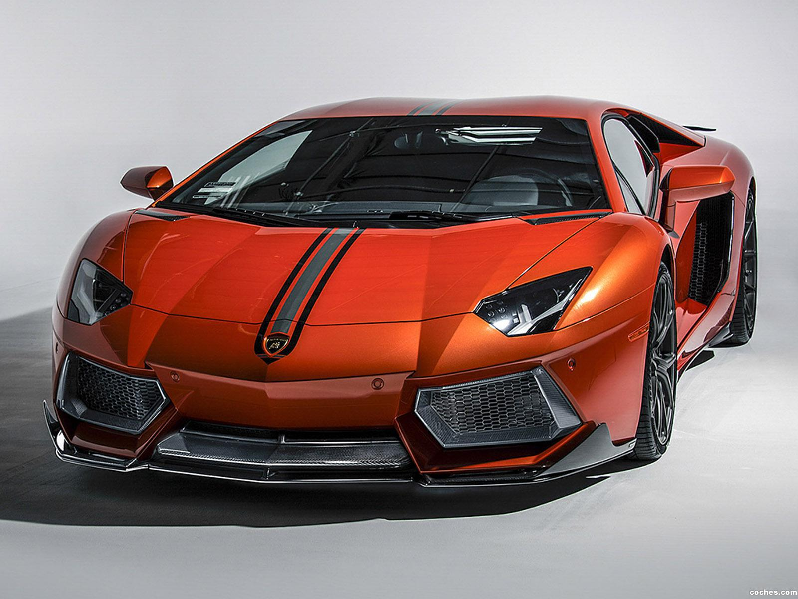 Foto 9 de Vorsteiner Lamborghini Aventador V LP-740 2013