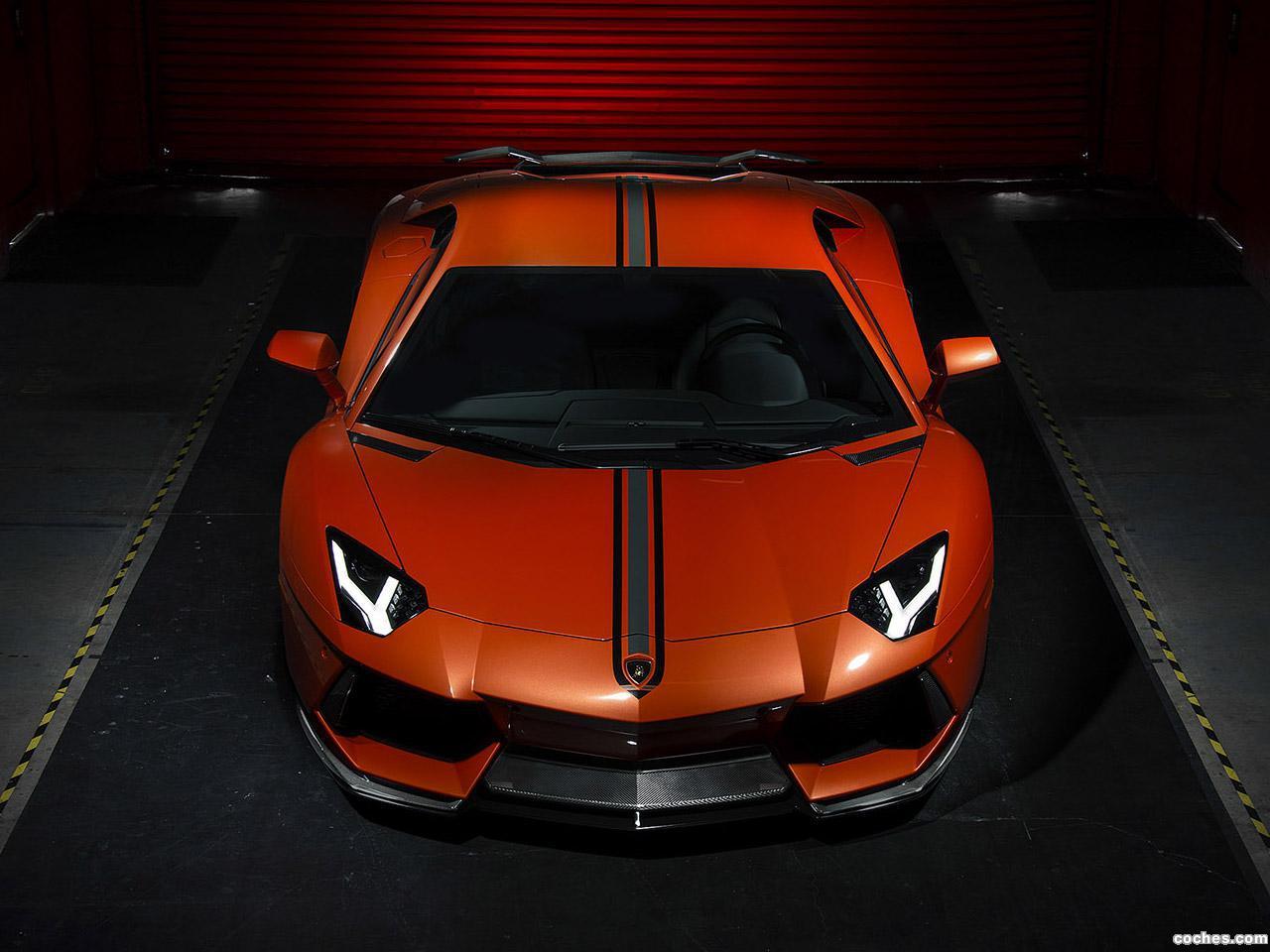 Foto 8 de Vorsteiner Lamborghini Aventador V LP-740 2013
