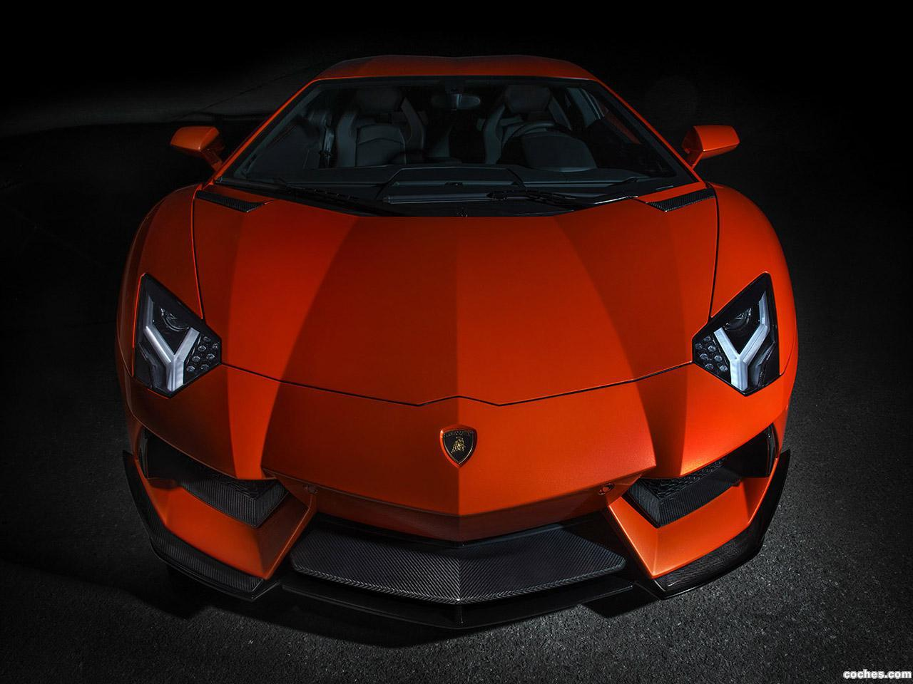 Foto 7 de Vorsteiner Lamborghini Aventador V LP-740 2013