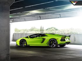Ver foto 2 de Vorsteiner Lamborghini Aventador V Lp 7 2014