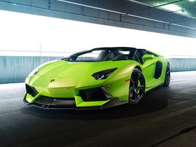 Ver foto 1 de Vorsteiner Lamborghini Aventador V Lp 7 2014