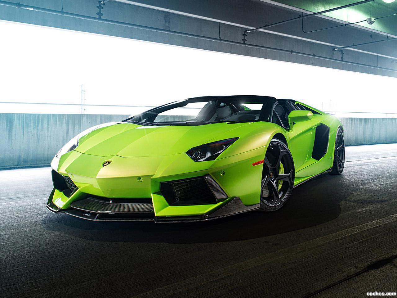 Foto 0 de Vorsteiner Lamborghini Aventador V Lp 7 2014