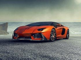 Ver foto 1 de Vorsteiner Lamborghini Aventador-V Zaragoza  2014