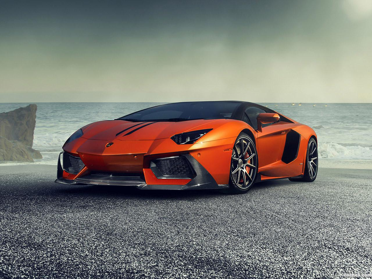 Foto 0 de Vorsteiner Lamborghini Aventador-V Zaragoza  2014