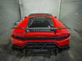 Ver foto 9 de Vorsteiner Lamborghini Huracan 2016
