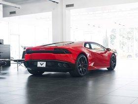 Ver foto 3 de Vorsteiner Lamborghini Huracan LP610-4 2014