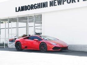 Ver foto 10 de Vorsteiner Lamborghini Huracan LP610-4 2014