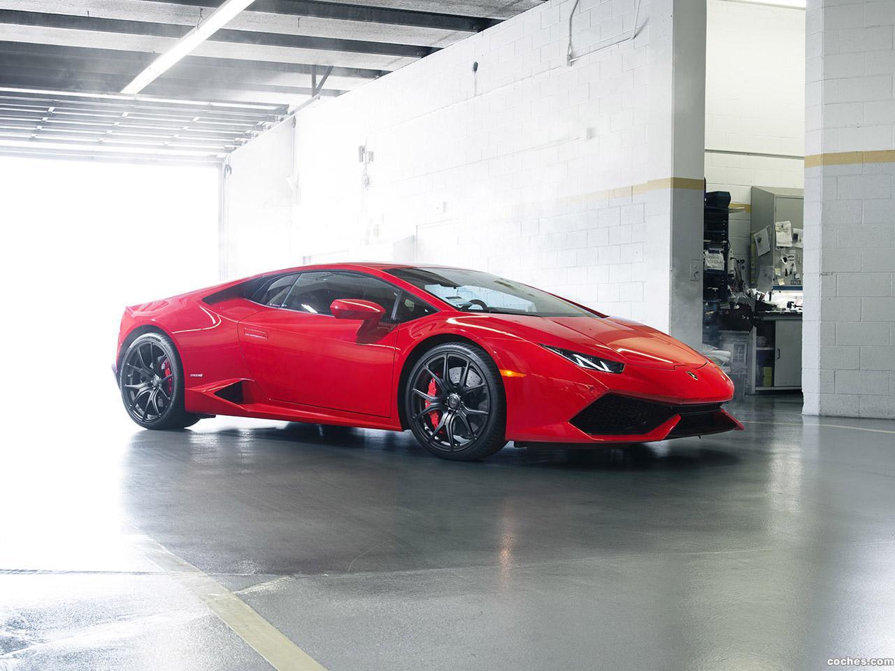 Foto 0 de Vorsteiner Lamborghini Huracan LP610-4 2014