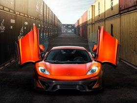 Ver foto 8 de Vorsteiner McLaren MP4 VX Volcano Orange 2014