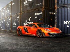 Ver foto 6 de Vorsteiner McLaren MP4 VX Volcano Orange 2014