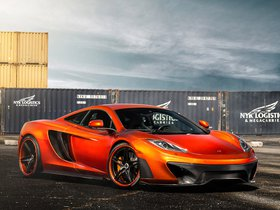 Fotos de Vorsteiner McLaren MP4 VX Volcano Orange 2014