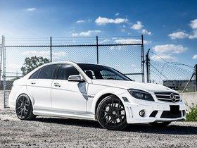 Fotos de Vorsteiner Mercedes Clase C C63 AMG V-FF 101 2014
