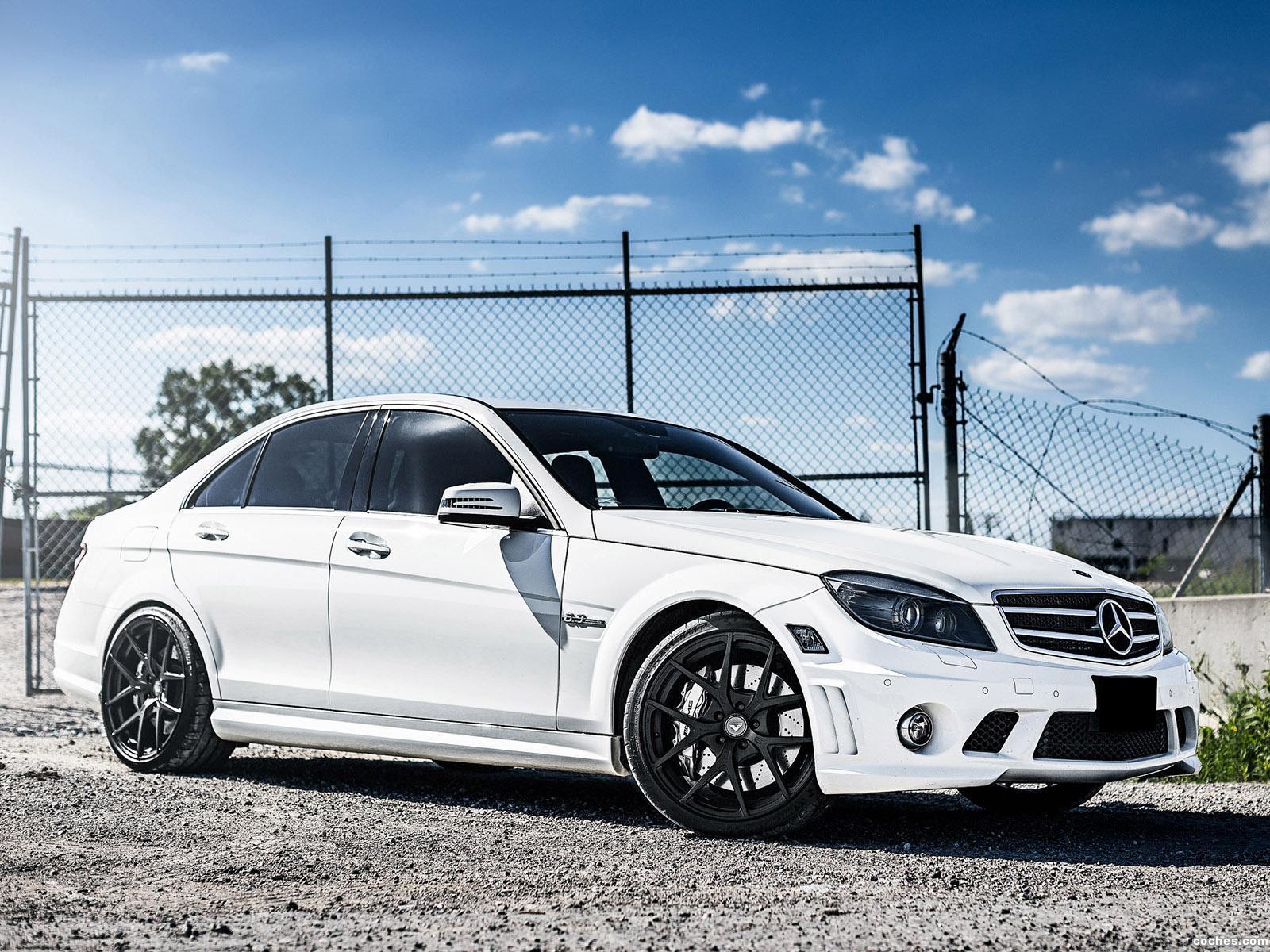 Foto 0 de Vorsteiner Mercedes Clase C C63 AMG V-FF 101 2014