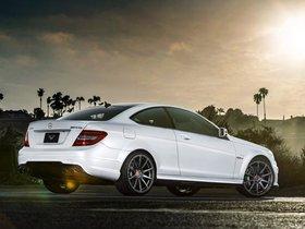 Ver foto 4 de Vorsteiner Mercedes Clase C AMG 2012