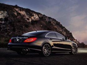 Ver foto 4 de Vorsteiner Mercedes Clase CLS VS 360 2012
