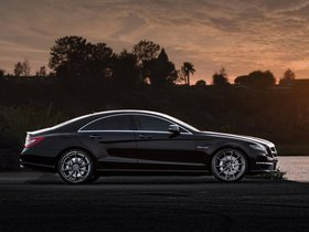 Ver foto 3 de Vorsteiner Mercedes Clase CLS VS 360 2012