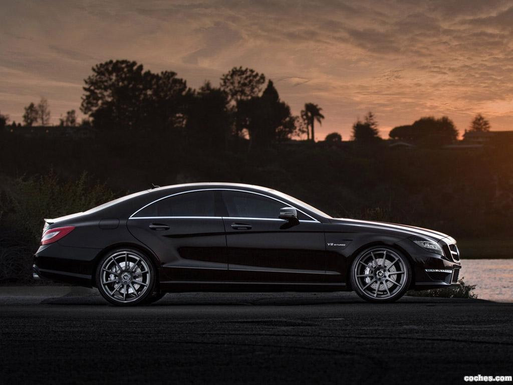 Foto 2 de Vorsteiner Mercedes Clase CLS VS 360 2012
