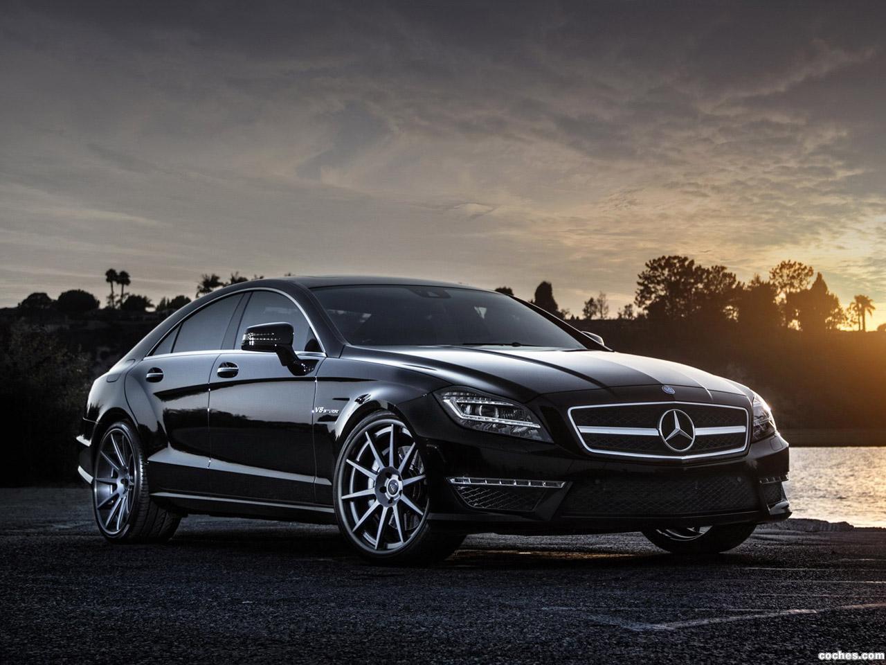 Foto 0 de Vorsteiner Mercedes Clase CLS VS 360 2012