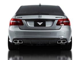 Ver foto 3 de Vorsteiner Mercedes Clase E E63 AMG V6E Aero Package 2010