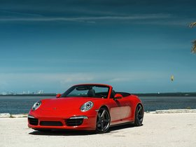 Ver foto 6 de Vorsteiner Porsche 911 Carrera 4S V-FF 104 2015