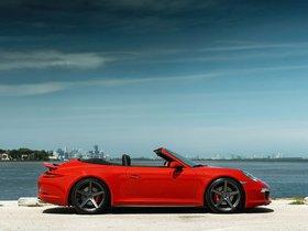 Ver foto 5 de Vorsteiner Porsche 911 Carrera 4S V-FF 104 2015