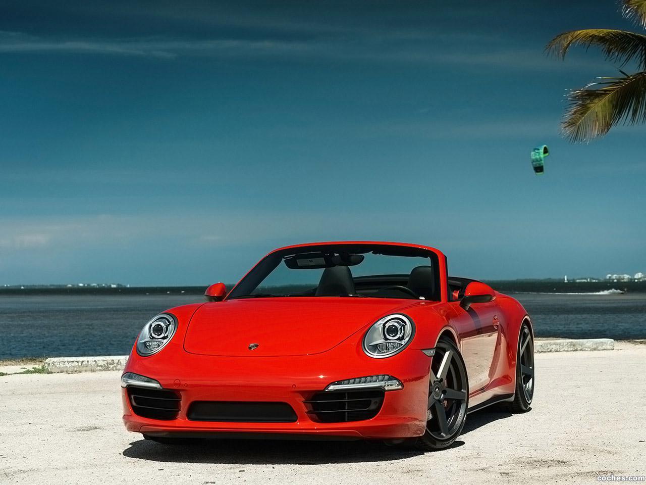 Foto 0 de Vorsteiner Porsche 911 Carrera 4S V-FF 104 2015